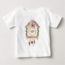 Day Fifty two - Cuckoo Clock Baby T-Shirt