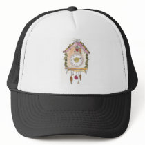 Day Fifty two - Cuckoo Clock Trucker Hat