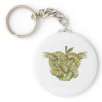 Day Forty seven - Celtic Heart Knot Keychain