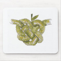 Day Forty seven - Celtic Heart Knot Mouse Pad
