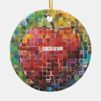 Day Four - Mosaic Ceramic Ornament