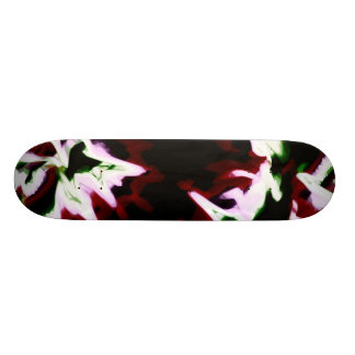 Day Glo Darkness Skateboard Deck