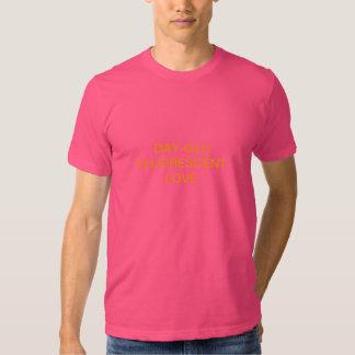 day-glo shirt