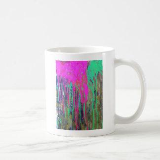 day glo sludge by SLUDGEart Coffee Mug