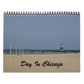 Day In Chicago Calendar