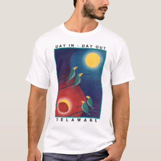 Day In - Day Out Delaware T-Shirt