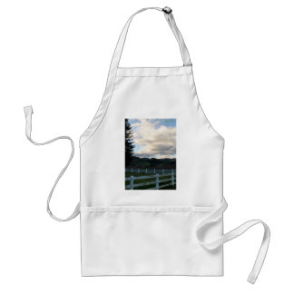 Day in Napa Valley Adult Apron