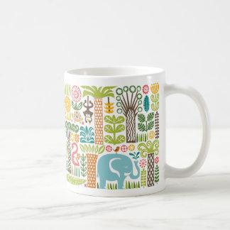 day in the jungle mug