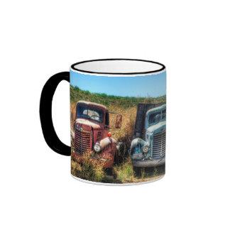 Day in the Sun Ringer Coffee Mug