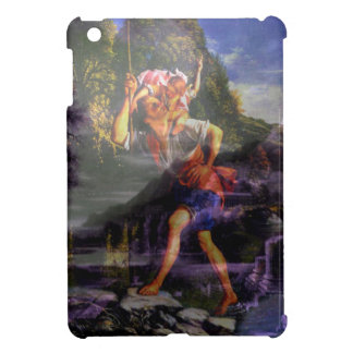 Day Into Night with Dad iPad Mini Cover