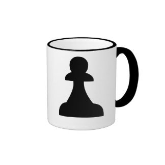 Day Job Ringer Mug