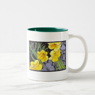 Day-lilies Garden Mug