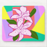 Day lilies mouse pad