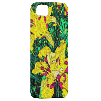 Day Lily Daydream iPhone 5 Cases