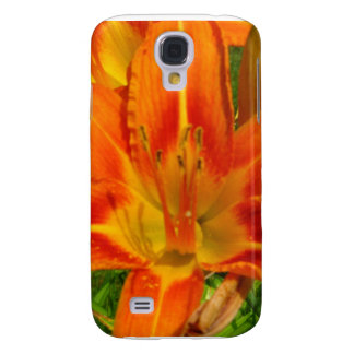 Day Lily Galaxy S4 Case