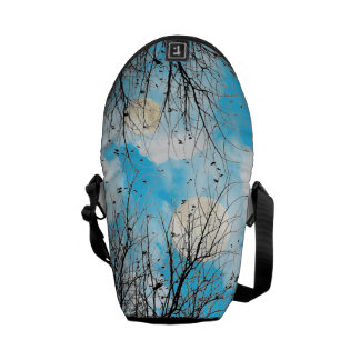 Day Moon Courier Bag