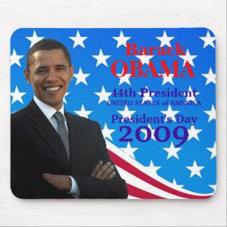 Day Mousepad de Barack Obama de presidente