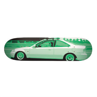 Day Night Car Series. Deck Two
