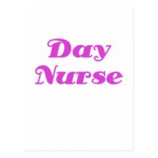 Day Nurse Postcard