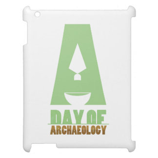 Day of Archaeology iPad 2/3/4 Case Case For The iPad 2 3 4