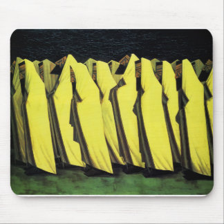 Day of Atonement by Jacob Kramer Mouse Pad