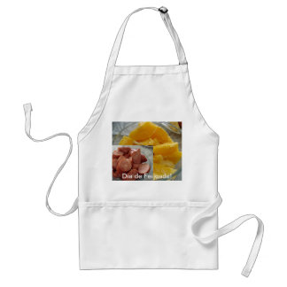 Day of Bean and sausage stew! Adult Apron
