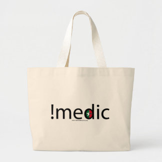 Day of Defeat: medic Large Tote Bag