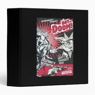 Day of Doom Comic Vinyl Binders