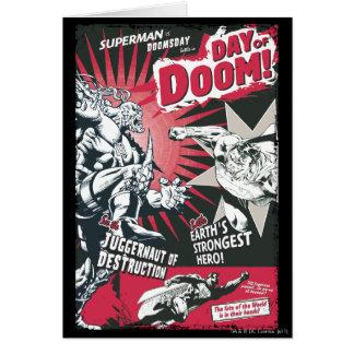 Day of Doom Comic Cards