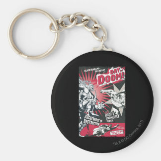 Day of Doom Comic Key Chains