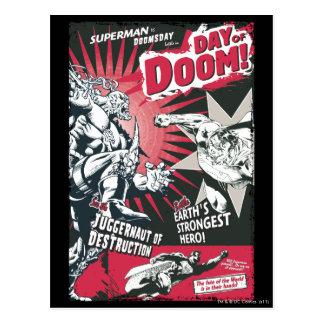 Day of Doom Comic Postcard