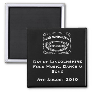 'Day of Lincolnshire Folk' magnet