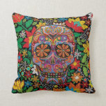 Day of Los Muertos Pillow