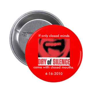 Day of silence button