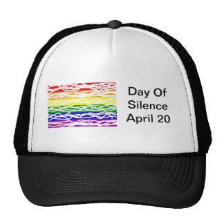 Day Of Silence Cap Trucker Hat