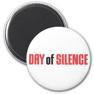 Day of Silence Fridge Magnets