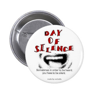 Day of Silence Pin