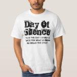 Day Of Silence Tee Shirt