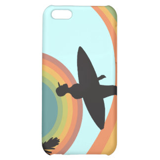 day of surfing vector design case for iPhone 5C