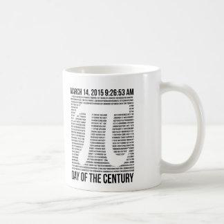 Day Of The Century Classic White Coffee Mug