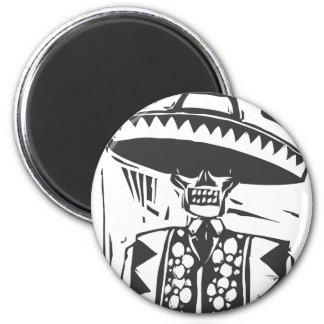 Day of the Dead #1 Magnet