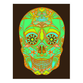 Day of the Dead 1 Postcard