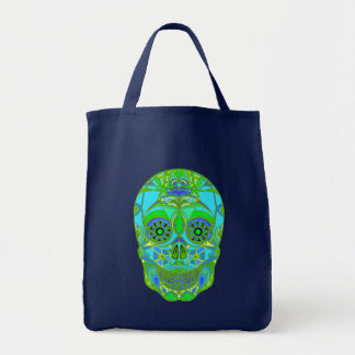 Day of the Dead 3 Tote Bags