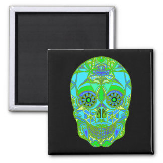 Day of the Dead 3 Refrigerator Magnets