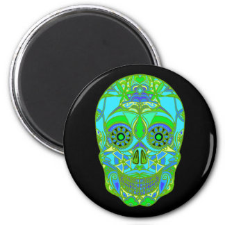 Day of the Dead 3 Refrigerator Magnet