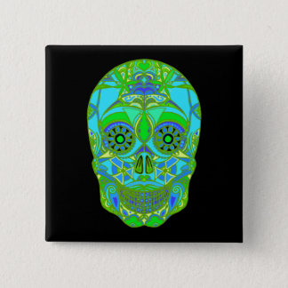 Day of the Dead 3 Pinback Button