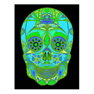 Day of the Dead 3 Postcard