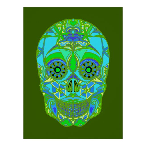 Day of the Dead 3 Print