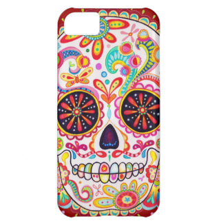 Day of the Dead Art iPhone 5C Case