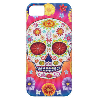 Day of the Dead Art iPhone 5 Case